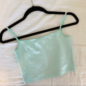 American Apparel Crop Top - Going our clothes